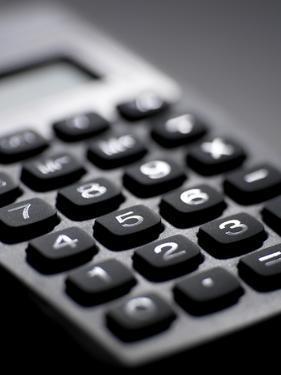 Electronic Calculator by Tek Image