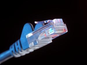 Ethernet Network Connector by Tek Image