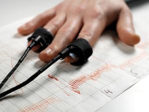 Lie Detector Test by Tek Image