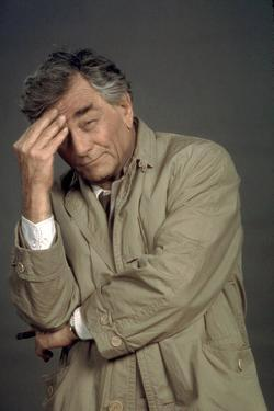 telefilm COLUMBO: STRANGE BEDFELLOWS, Peter Falk (inspecteur Columbo), 1995 COLUMBO TV, 1971-2003 (