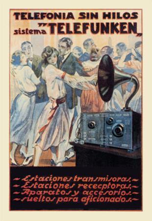 Telefonia Sin Hilos Sistema Telefunken