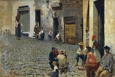 Idle Hours in Riomaggiore, 1892-1894