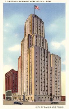 Telephone Building, Minneapolis, Minnesota