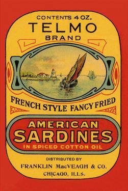 Telmo Brand American Sardines