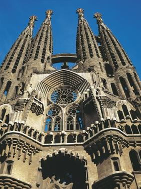 Temple of Charity of Sagrada Familia, Barcelona
