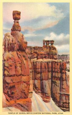 Temple of Osiris, Bryce Canyon, Utah