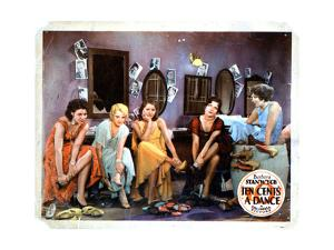 Ten Cents a Dance, Barbara Stanwyck, (Center), 1931