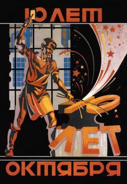 Ten Years of October Revolution