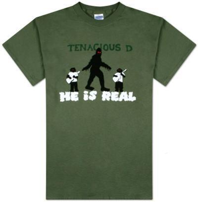 Tenacious D - Sasquatch