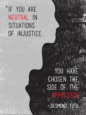 Injustice by Tenisha Proctor
