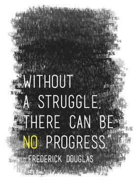 Without A Struggle by Tenisha Proctor