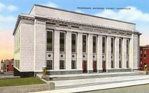 Tennessee Supreme Court, Nashville, Tennessee