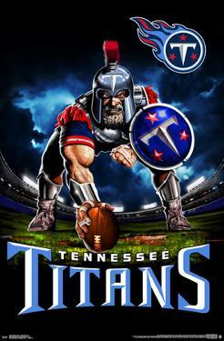 Tennessee Titans - 3 Point Stance 19