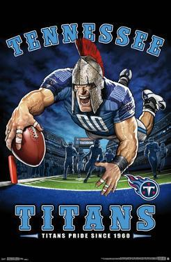TENNESSEE TITANS - END ZONE 17
