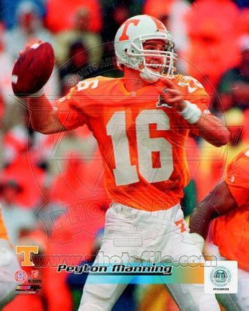 Tennessee Vols - Peyton Manning Photo