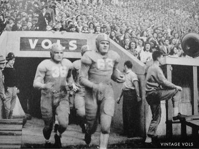 Tennessee Volunteers Football Team