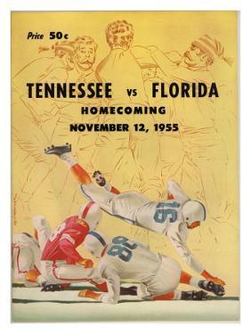 Tennessee vs. Florida, 1955