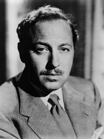 Tennessee Williams, Playwright of 20th Century American Classics in 1952