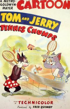 Tennis Chumps, 1949