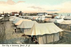 Tent City, Rockaway Beach, New York
