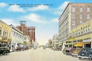 Tenth Street, Wichita Falls