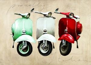 Proudly italian by Teo Rizzardi
