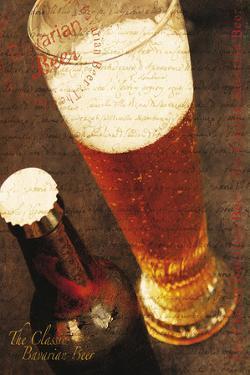 Bavarian Beer by Teo Tarras