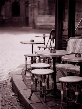 Cafe De Paix by Teo Tarras