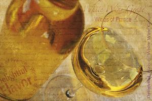 White Wine Grape by Teo Tarras