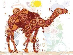 Camel by Teofilo Olivieri