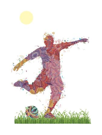 Soccer by Teofilo Olivieri