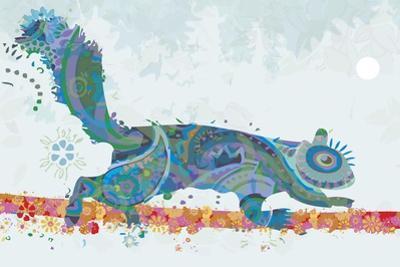 Squirrel by Teofilo Olivieri