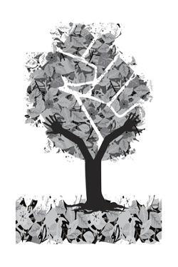 Tree Fist by Teofilo Olivieri