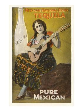 Tequila Advertisement