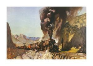The Gradient by Terence Cuneo
