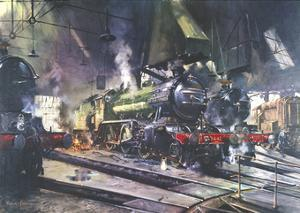 The Great Marquess by Terence Cuneo
