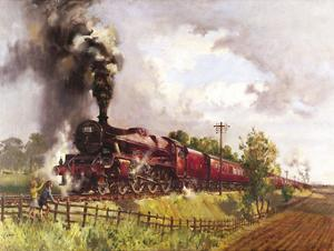 The Lickey Incline by Terence Cuneo