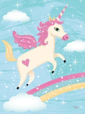 Unicorn IV by Teresa Woo