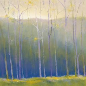 Spring Leaves by Teri Jonas