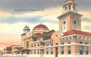 Terminal Station, Birmingham, Alabama