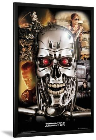 Terminator 2 - Collage