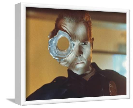 Terminator 2: Judgment Day--Framed Photo