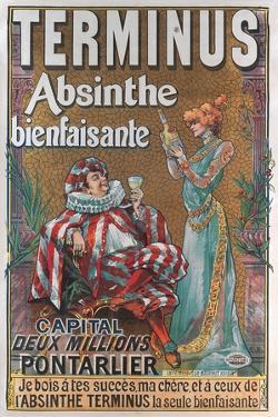 Terminus Absinthe Ad