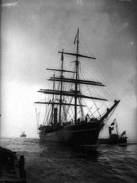 Terra Nova Ship Which was Used by Captain Scott 1910 for His Antarctic Expedition