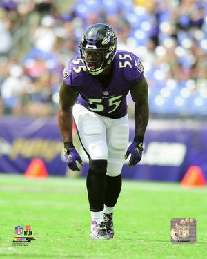 Terrell Suggs 2016 Action