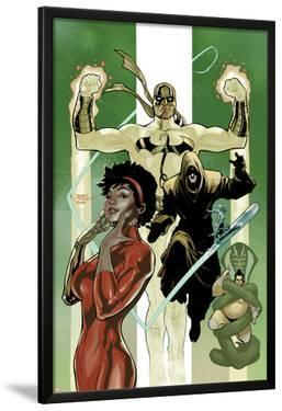 Defenders No.6 Cover: Misty Knight and Iron Fist by Terry Dodson