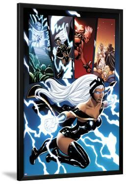 Origins of Marvel Comics: X-Men No.1: Storm Flying by Terry Dodson