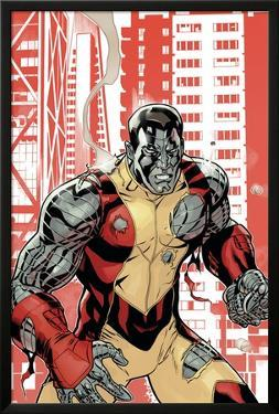 Uncanny X-Men No.507 Cover: Colossus by Terry Dodson