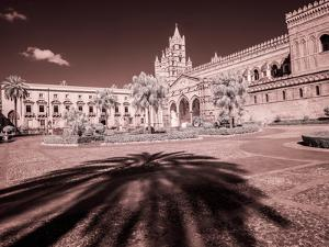 Italy, Sicily, Palermo. The cathedral church of the Roman Catholic of Palermo. by Terry Eggers