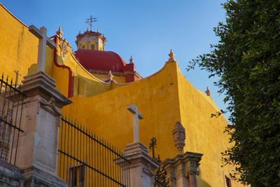 Mexico, Guanajuato, Basilica Colegiata de Nuestra by Terry Eggers